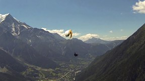 Paragliding Stunts @ Le Brevent | Chamonix Airways, Ep. 3