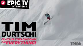 EpicTV Interviews: Tim Durtschi At Red Bull Linecatcher 2013
