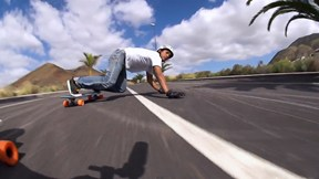 Longboarders Descend on the Legendary Hills of Tenerife | Greener Pastures Offshore, Ep. 2