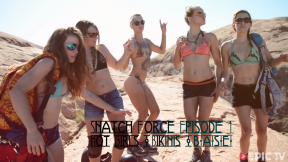 Hot Girls, Bikinis, BASE - Moab Monkeys Ep. 1