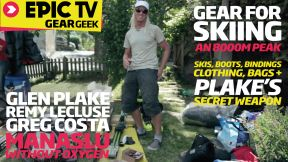 EpicTV Gear Geek: Plake, Lécluse and Costa Gear Up to Ski an 8000-Meter Peak