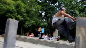 These Freerunners Have the Ultimate Showdown in Brazil | Traveler Freerunning the World, Ep. 3