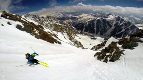 This Rare Steep Ski Down the West Face of Mont Blanc Will Blow You Away | #STEEP, Ep. 6