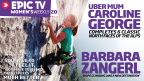 EpicTV Women's Weekly 20: Caroline George Nails 6 Classic Euro North Faces & Climber Babsi Zangerl on Her Huge 8b Multipitch