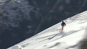 The Freeride World Tour Rolls Into Chamonix, as Does the Wind | POWdcast, Ep. 3