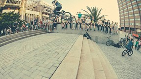 Greg Illingworth Takes You on a BMX Tour of Cape Town | DIG at The Street Series, Ep. 1
