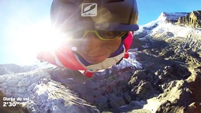 Wingsuiting Off the Pointe Durier, 3000m Above Chamonix | Free & Fast with Geraldine Fasnacht, Ep. 3