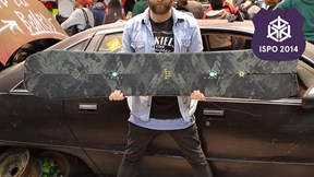 Ride, Alter Ego - Best New Snowboards ISPO 2014 | EpicTV Gear Geek