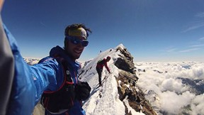 Kilian Jornet Sets New Speed Record on Matterhorn | EpicTV Climbing Daily, Ep. 110