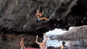 Climbing on Hawaiian Black Lava | Sierra Blair-Coyle: Living the Dream, Ep. 1