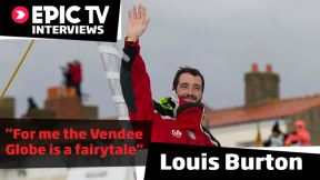 EpicTV Interviews: Louis Burton shows us round his boat