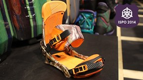 Burton Malavita Bindings - Best New Snowboard Gear ISPO 2014 | EpicTV Gear Geek