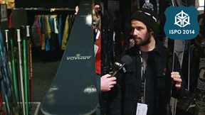 JP Auclair Presents The Armada Declivity - Best New Skis ISPO 2014 | EpicTV Gear Geek