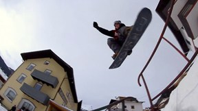 Every Snowboarder Dreams of Finding a Town With Setups This Sick | Death Riders, Ep. 2