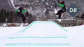 Synchronized Snowboarding and Method Mag's Sesh with the Best | The Daily Blizzard, Ep. 44