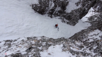 Extreme Skier Giulia Monego Skis Big Lines in La Grave, France - Turns & Curves, Episode 2