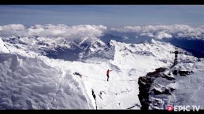 EpicTV Weekly 5: BASE Jumpers - Alpinists Liv Sansoz, Jerome Blanc-Gras