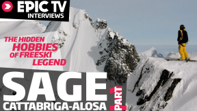 EpicTV Interviews: Sage Cattabriga-Alosa PART 1