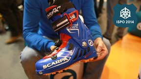 Scarpa F1 Evo Boot - Best New Snow Gear ISPO 2014 | EpicTV Gear Geek