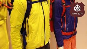Haglöfs Rock Spirit Jacket - Best New Climbing Gear ISPO 2014 | EpicTV Gear Geek