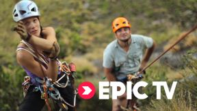 EpicTV Women's Weekly 9: Shattering El Cap Speed Record, Climbing for Science in Mozambique, Pro Snowboard Babe First Descents