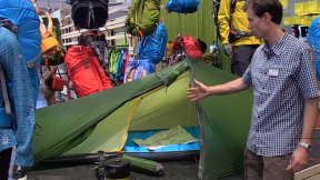 Vaude Lizard GUL Tent - Best New Products, OutDoor 2013