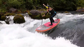Whitewater SUP in Gorge-ous Hood River | SUP's Up, Ep. 2