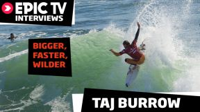 EpicTV Surfer Profiles - Taj Burrow