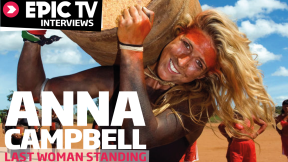 EpicTV Interviews: Anna Campbell