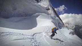 Summit Victory and Ski Descent at 8,163 m | Manaslu Clearskies Ski-Expedition 2013, Ep. 2