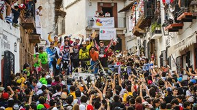 Taxco Downhill 2013, Mental MTB Race Through Town | Polcster's Ride, Ep. 1