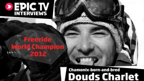 Douds Charlet, Freeride World Tour Chamonix Winner