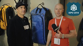 Garrett McNamara presents the Thule Chasm Bag - Best New Gear ISPO 2014 | EpicTV Gear Geek