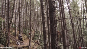 Fabien Barel, Downhill World Champion Takes On Dan Milner's 10x10