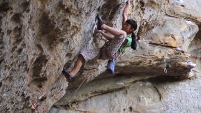 12-Year-Old Prodigy Climbs 8c in Céüse - EpicTV Climbing Daily