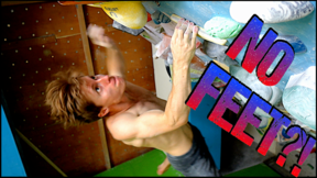 Campusing Boulders : Useful or Not ? Climbing/Training with Swinging Feet !