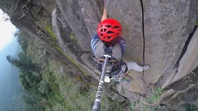 Climbing Mexico´s Cracks - Kilowattito