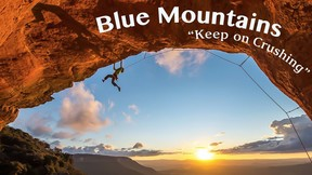 Blue Mountains 'Keep On Crushing