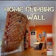 Climbing wall in my bedroom