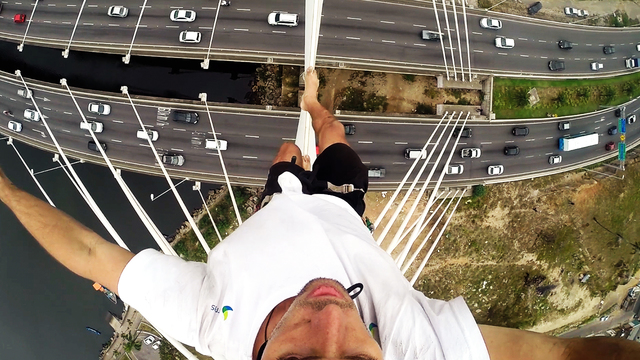 Step By Step | Breathtaking Highlines Above Brazil