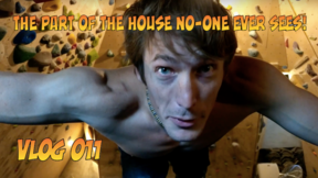 Vlog 011 - The part of the house no-one ever sees!