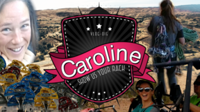 Vlog 015 - Show Us Your Rack Caroline!