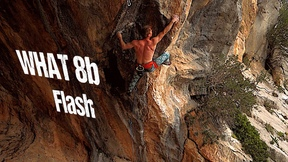 8b/5.13d Flash By Mani Hubär (Twin Caves, Leonidio) | Uncut Ascent
