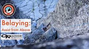 Belaying: Assist from Above