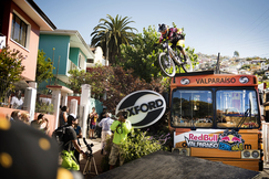 La Descente 2015 De Cerro Abajo À Valparaíso | City Downhill World Tour 2015