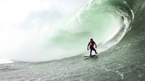Threading Edge - An Insanely Gnarly Winter At Mullaghmore | Shore Shots Irish Surf Film Festival