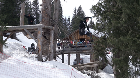 The Avoriaz Stash Gathering 2015 With Niels Schack And Friends | Manic Monday Minute, Ep. 16