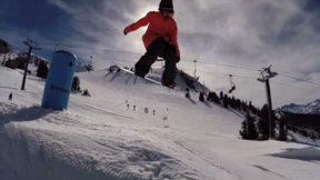 Mammoth - Lonnie Kauk Returns to Mammoth Main Park