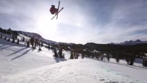 Mammoth - Mountain Grand Prix 2015 - Freeskiing Practice Session