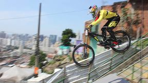 Filip Polc Smashes His Way Down Rio's Favelas